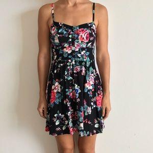 Floral Express Dress